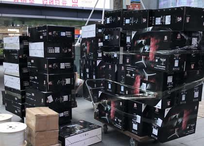 深圳地区可以送货上门吗?